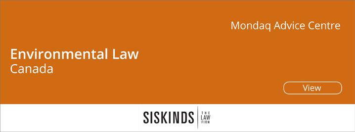 Environmental Law Canada