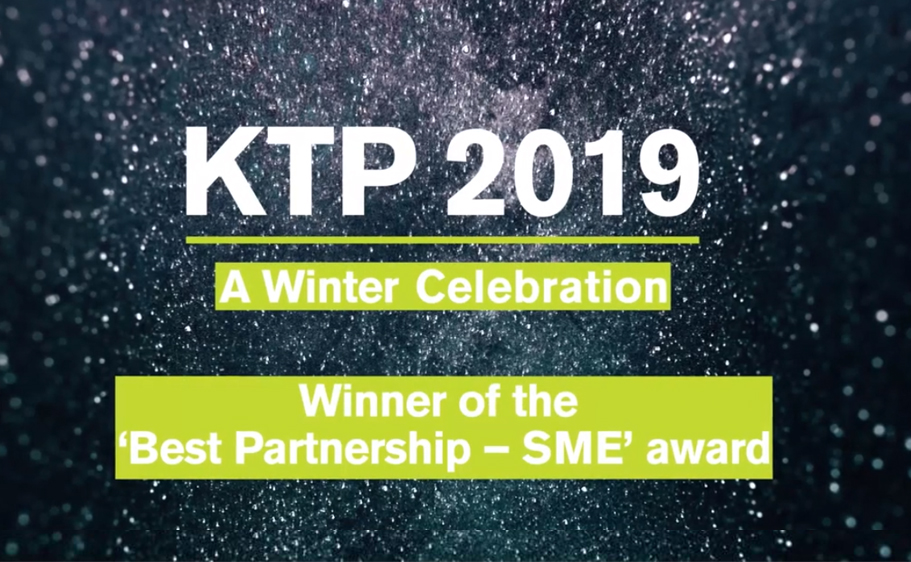 Mondaq wins Best KTP Partnership – SME Award