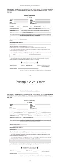FDA's Veterinary Feed Directive (VFD) Set To Take Effect In ...