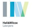 Click to ask the author from Hall & Wilcox a question